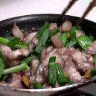Pork – Bite-sized Pork Stir Fry
